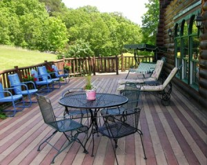 Silver Star B&B Deck
