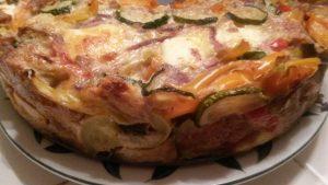 Veggie Pie
