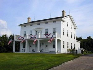 Eagle-Centre-House-exterior southeast wi