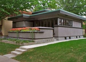 Frank Lloyd Wright Home in Milwaukee