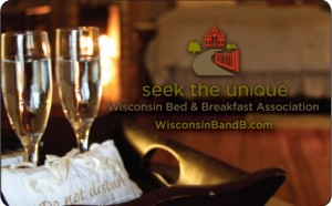 Sure to be a favorite gift, the WBBA Gift Card arrives with a personalized wrap and the 2015 B&B Directory.