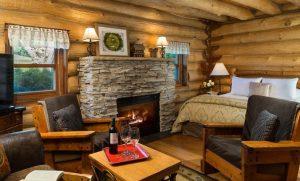 Justin Trails Resort Paul Bunyan Cabin