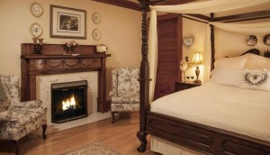 Romantic getaway at the Honeybee Inn