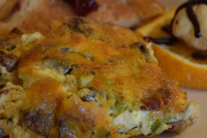 WI Cheese Oven Omelet