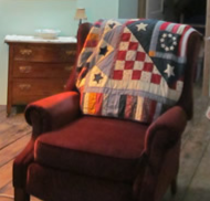 Keep the chill away at Willow Pond B&B and Events in Weyauwega