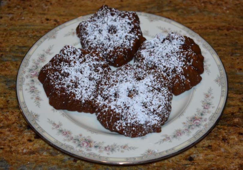 Scofield House Pumpkin Pecan Muffins