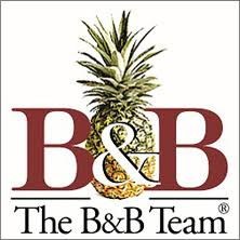 The B&B Team Logo