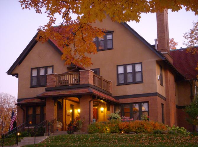 Westphal Mansion Inn Bed & Breakfast