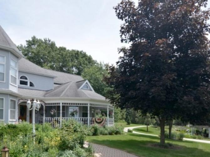Relax in style atCameo Rose Victorian Country InnLocated in Belleville WIView Listing