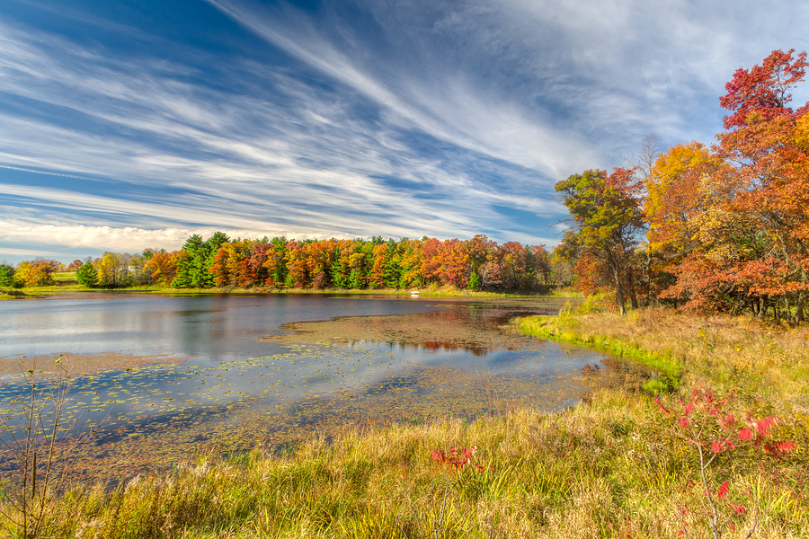 Plan a Fall Getaway to a Wisconsin Bed and Breakfast and see Extraordinary fall color