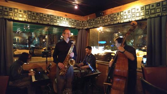 The Bob Kerwin Quartet