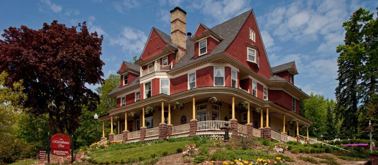 Old Rittenhouse Inn northwest wisconsin