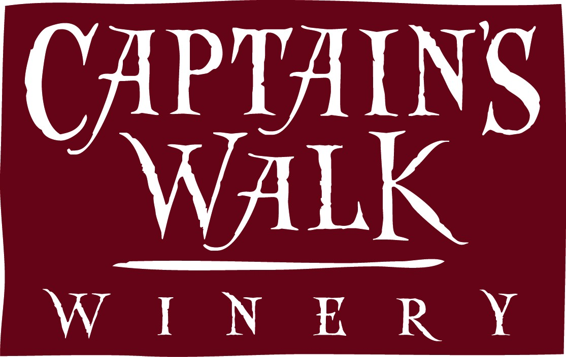 Captain's Walk Winery Logo