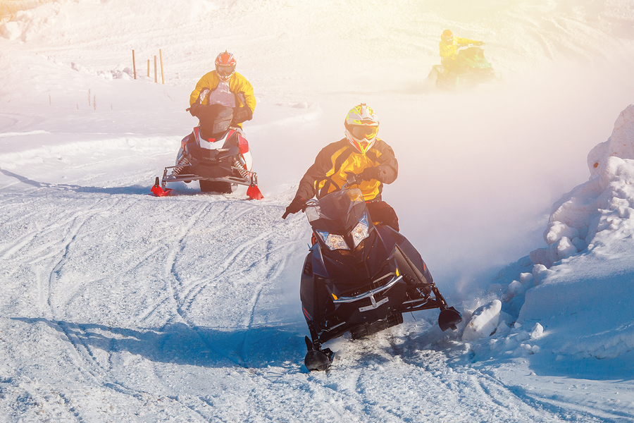 The best Wisconsin Snowmobile Trails