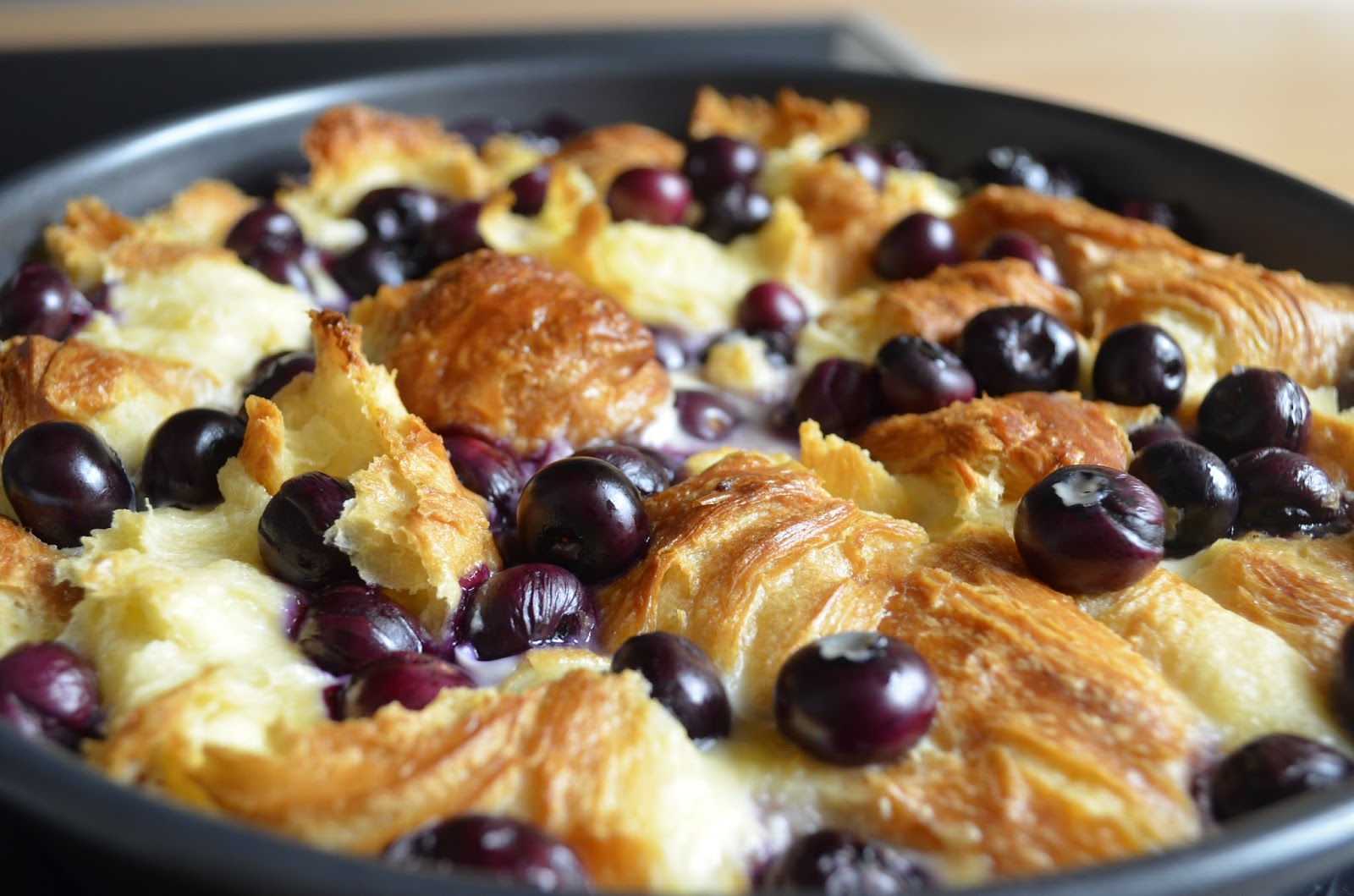 blueberry recipes croissant puff