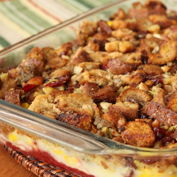 Thanksgiving Leftover Cassorole