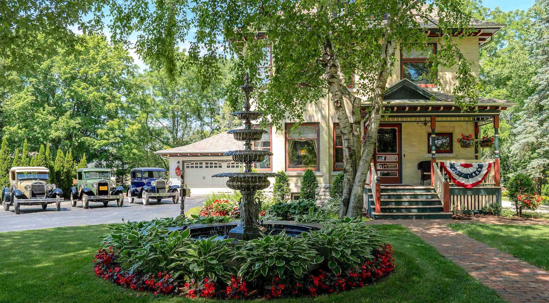 toll house bed and breakfast manitowoc wisconsin
